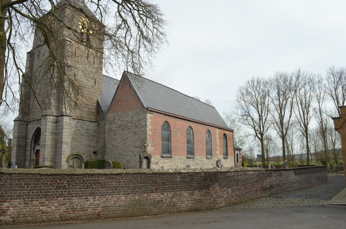 Outrijve Sint-Pieterskerkhof (2)