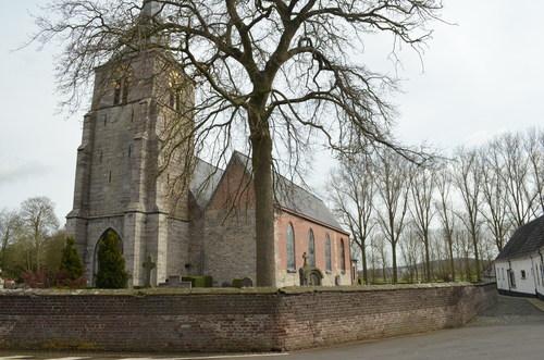 Outrijve Sint-Pieterskerkhof (1)