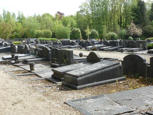 Alsemberg Kleertstraat 51-55 begraafplaats Vorst (9)