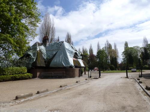 Alsemberg Kleertstraat 51-55 begraafplaats Vorst (2)