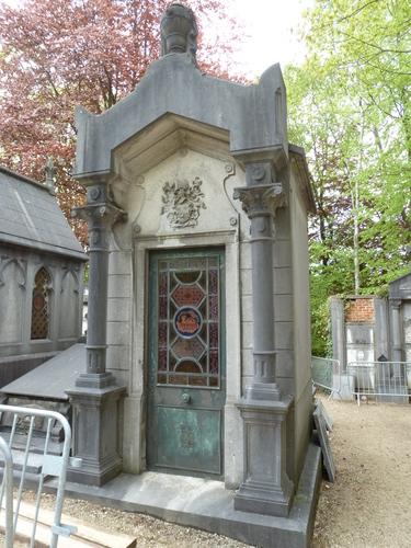 Alsemberg Kleertstraat 51-55 begraafplaats Vorst (29)