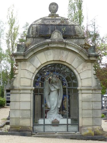 Alsemberg Kleertstraat 51-55 begraafplaats Vorst (18)