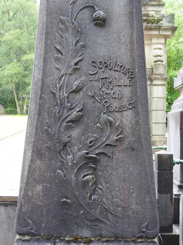Alsemberg Kleertstraat 51-55 begraafplaats Vorst (70)