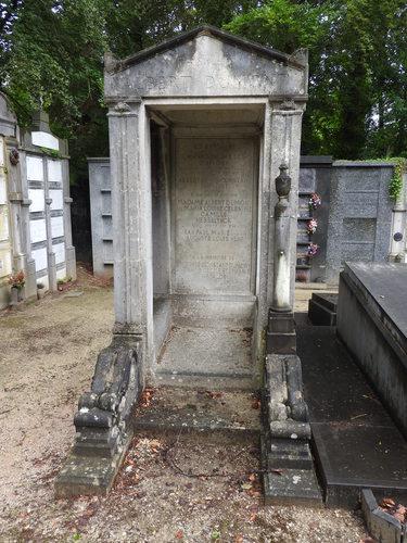 Alsemberg Kleertstraat 51-55 begraafplaats Vorst (65)