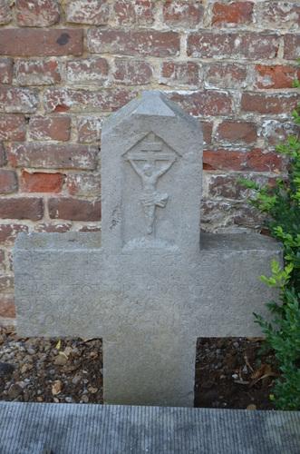 Borgloon Gors-Opleeuw KH grafkruis Hamont (1)
