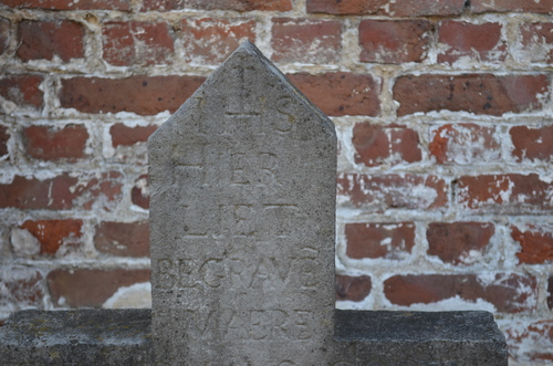 Borgloon Gors-Opleeuw KH grafkruis Maere Timmermans (2)