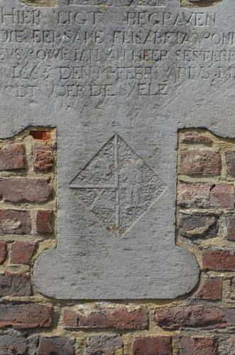 Borgloon Rijkel KH grafkruis Elisabeth Vronix 3