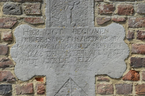 Borgloon Rijkel KH grafkruis Elisabeth Vronix 2