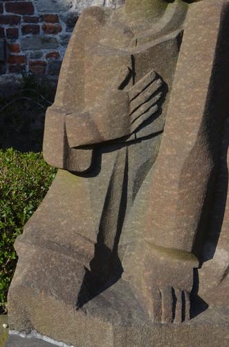 Deerlijk Kerkplein zonder nummer Grafteken De Clercq