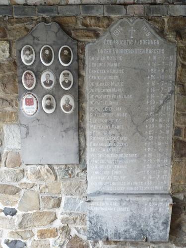 Vladslo Vladsloplein znr kerkhof perk B 20150612 131