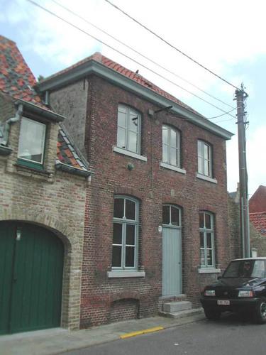 Damme Burgstraat 1