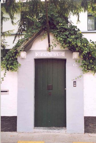 Damme Burgstraat 9 kapel