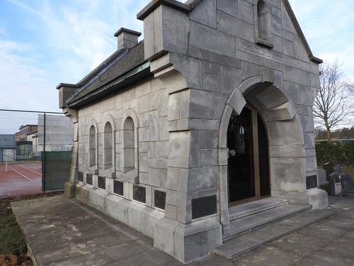 Dilbeek Bosstraat Begraafplaats (15)