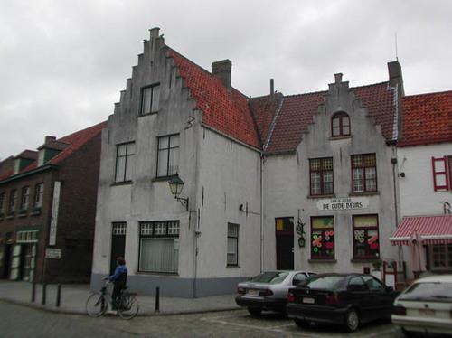 Damme Kerkstraat 8-10 Herberg In de Oude Beurs