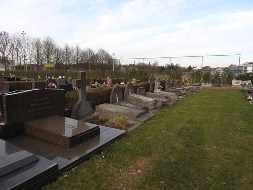 Dilbeek Bosstraat Begraafplaats (2)