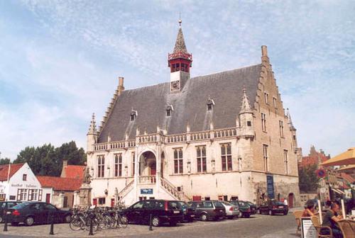 Damme Markt 1 Stadhuis