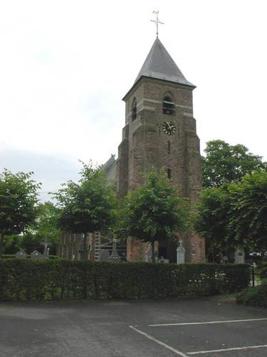 Damme Sint-Jacobsstraat zonder nummer kerk