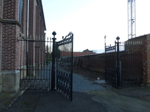 Idegem Sint-Pietersbandenkerkhof (13)