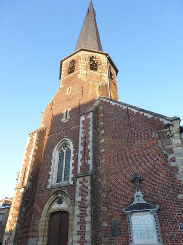 Idegem Sint-Pietersbandenkerkhof (1)