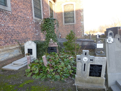 Idegem Sint-Pietersbandenkerkhof (3)