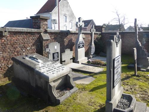 Ophasselt Sint-Pieterbandenkerkhof (19)