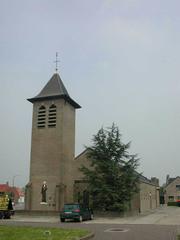 Parochie- en bedevaartskerk gewijd aan Sint-Rita van Cascia