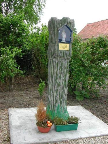 Damme Middelburgsesteenweg zonder nummer kapel