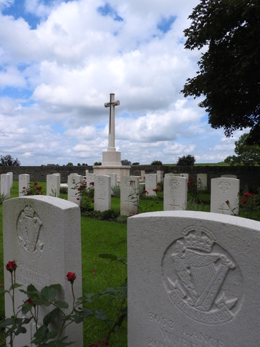 Heuvelland Irish House  Cemetery 20160622 (12)