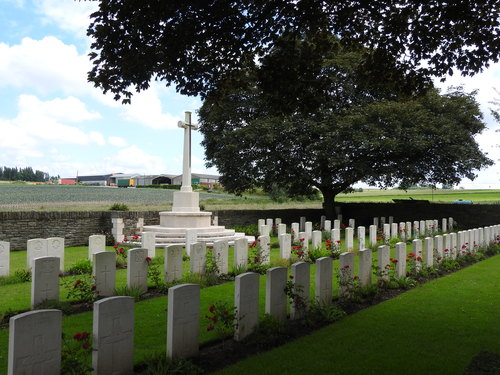 Heuvelland Irish House  Cemetery 20160622 (3)