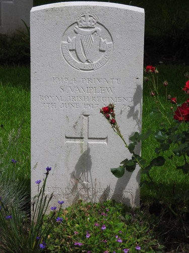 Heuvelland Irish House  Cemetery 20160622 (8)