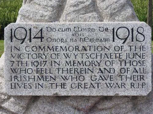 Gedenkkruis 16th Irish Division