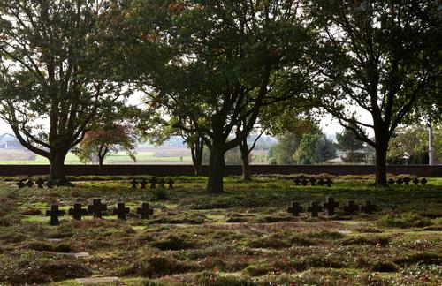Hooglede BP Duitse militaire begraafplaats (38)