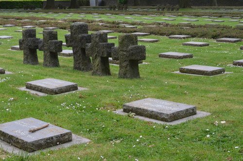Hooglede BP Duitse militaire begraafplaats (29)