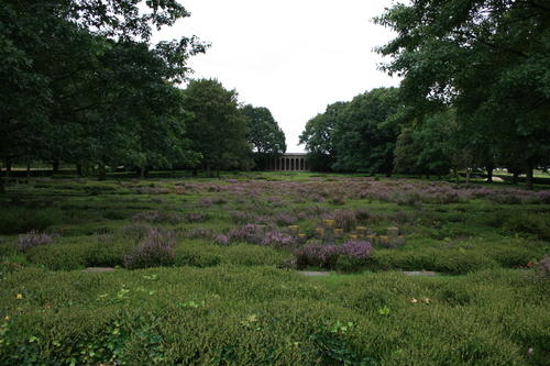 Hooglede BP Duitse militaire begraafplaats (2)