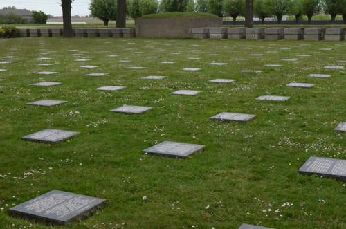 Duitse militaire begraafplaats Langemark