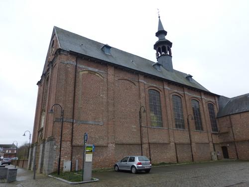 Sint-Martens-Lierde Sint-Martinuskerkhof