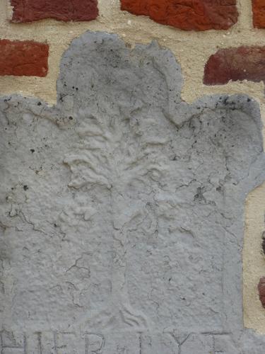 St-Truiden Aalst KH grafkruis Hubert ...mote 2