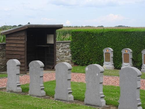 Sint-Margriete Belgische militaire begraafplaats (6)