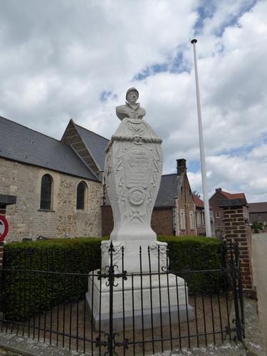 Sint Margriet Houtem aan de kerk  Sint Margriet 19062016 - kopie