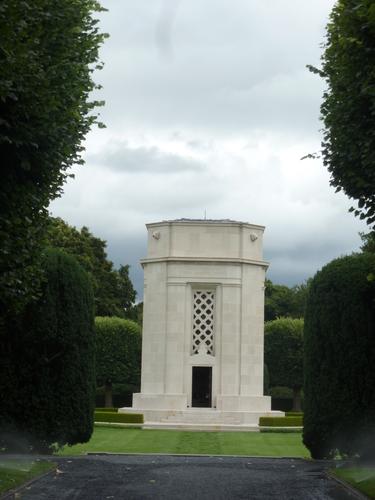 Waregem Flanders Field American Cemetery (45)
