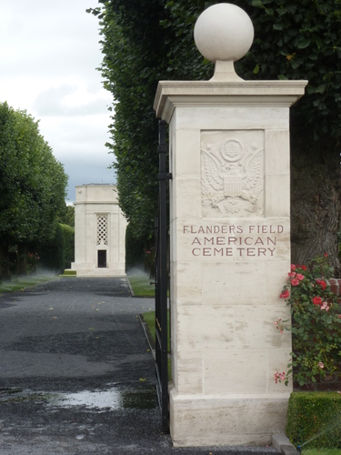 Waregem Flanders Field American Cemetery (48)