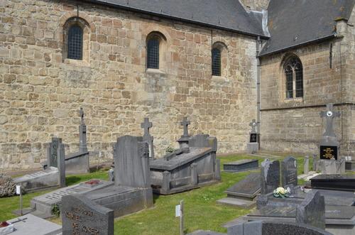 Westrem Sint-Martinuskerkhof (3)