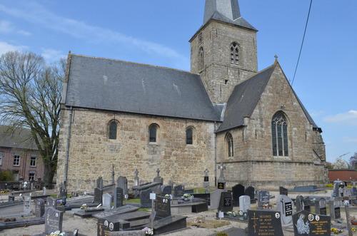 Westrem Sint-Martinuskerkhof (1)