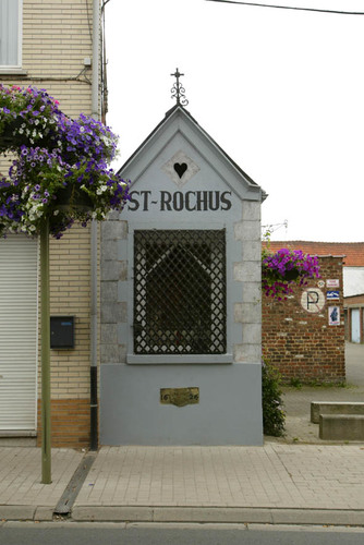 Halle Sint-Rochusstraat zonder nummer