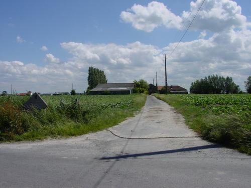 Wulveringem: Katjeshillestraat: School van de koningin: Overzicht