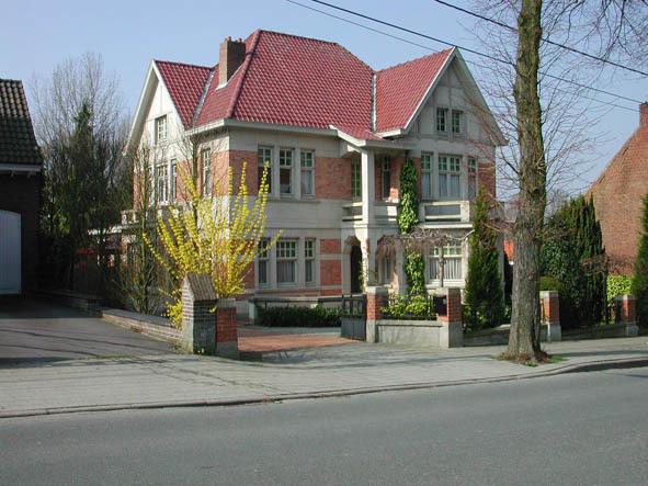 Vi rin jozef inventaris bouwkundig erfgoed inventaris onroerend erfgoed - Deco huizen ...