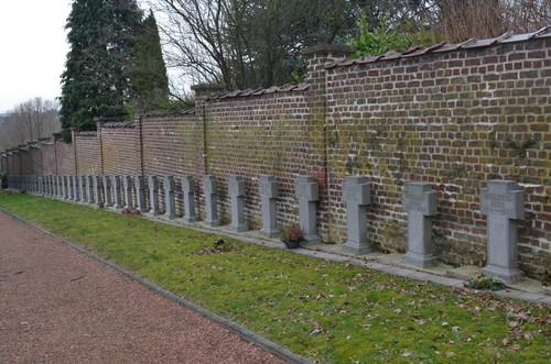 Wezembeek-Oppem Kerkhofstraat Begraafplaats (9)