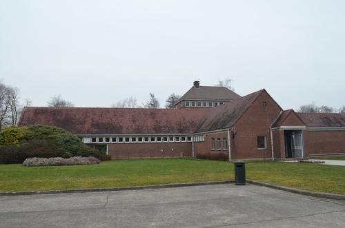 Wezenbeek-Oppem Etterbeek Begraafplaats (94)