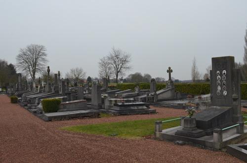 Wezenbeek-Oppem Etterbeek Begraafplaats (13)