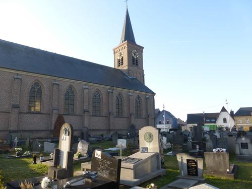 Kerkhof van de Sint-Denijskerk